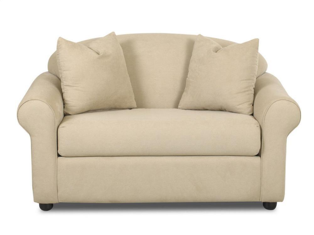 Beau KLAUSSNER Living Room Possibilities Latex Twin Sleeper 500 LTSL