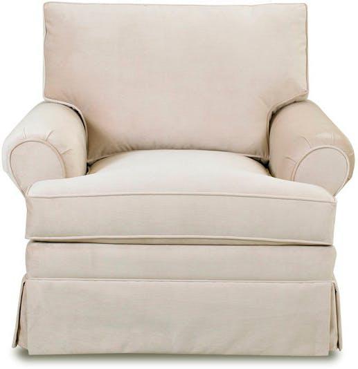 Astounding Klaussner Living Room Carolina Chair 750 C 750C Chairs Machost Co Dining Chair Design Ideas Machostcouk