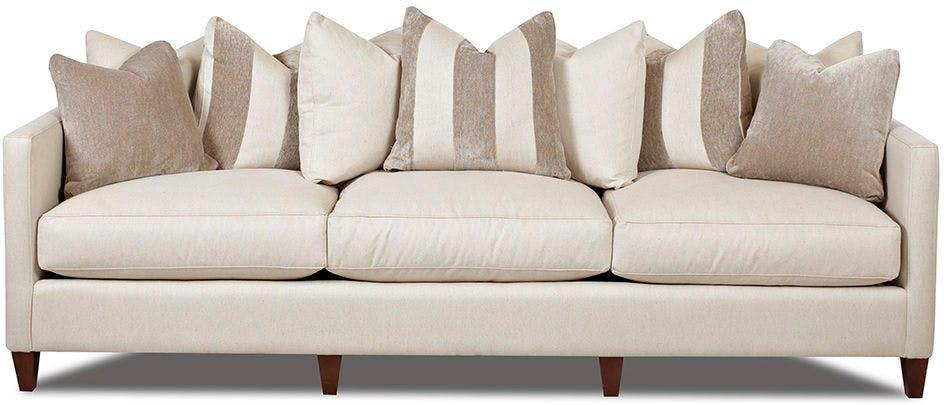 KLAUSSNER Living Room Jordan Sofa D92544 S | D92544S | Sofas ...