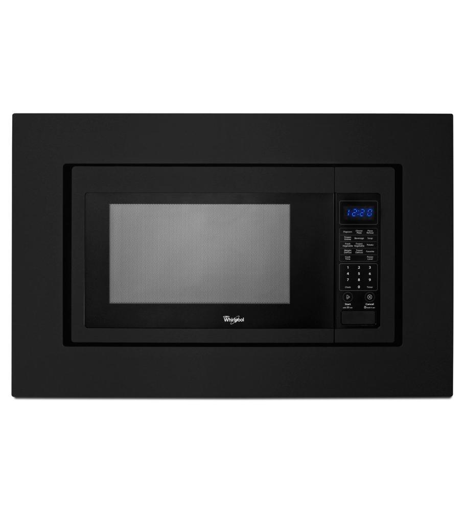 Merveilleux ... Microwave Trim Kit   Black. KITCHENAID 30