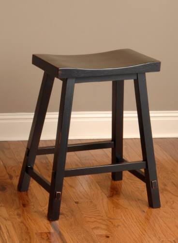 24 Backless Counter Stool D118122 Bar Stools Fowhand Furniture