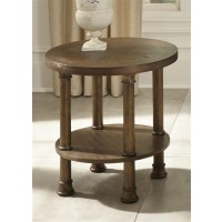 LIBERTY FURNITURE INDUSTRIES Drawer End Table · LIBERTY