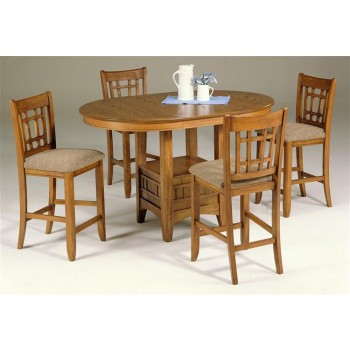 LIBERTY FURNITURE INDUSTRIES 5 Piece Pub Set