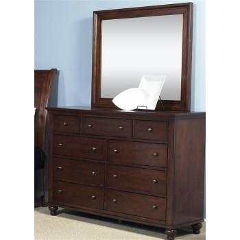 LIBERTY FURNITURE INDUSTRIES 9 Drawer Dresser