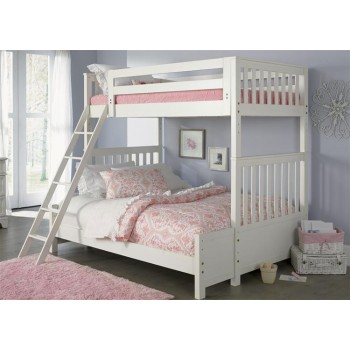 LIBERTY FURNITURE INDUSTRIES Twin Over Twin BunkBed Set