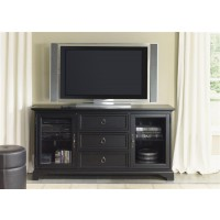 LIBERTY FURNITURE INDUSTRIES TV Console - 64 Inch - Black