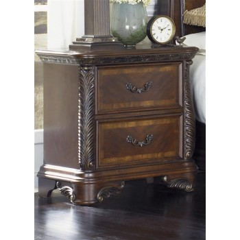 LIBERTY FURNITURE INDUSTRIES 2 Drawer Night Stand