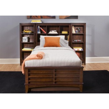 LIBERTY FURNITURE INDUSTRIES Full Bookcase Bed