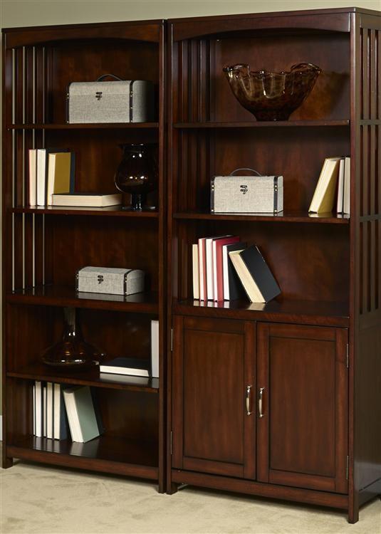 LIBERTY FURNITURE INDUSTRIES Door Bookcase