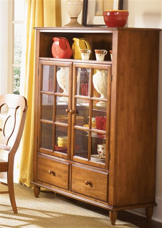 LIBERTY FURNITURE INDUSTRIES Curio Cabinet
