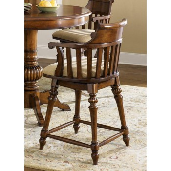 LIBERTY FURNITURE INDUSTRIES 30 Inch Swivel Counter Chair ...