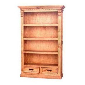 MILLION DOLLAR RUSTIC Bookcase T/m Arm 28