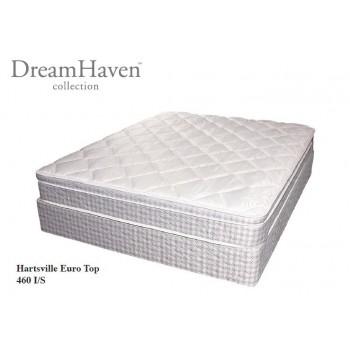 SERTA Dreamhaven - Hartsville - Euro Top - Twin
