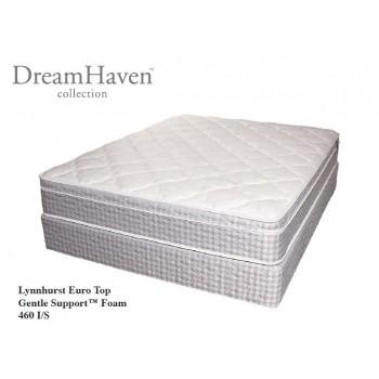 SERTA Dreamhaven - Lynnhurst - Euro Top - Full