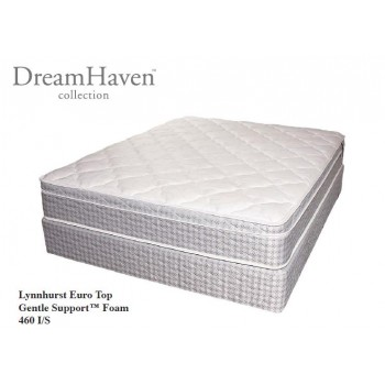 SERTA Dreamhaven - Lynnhurst - Euro Top - Queen