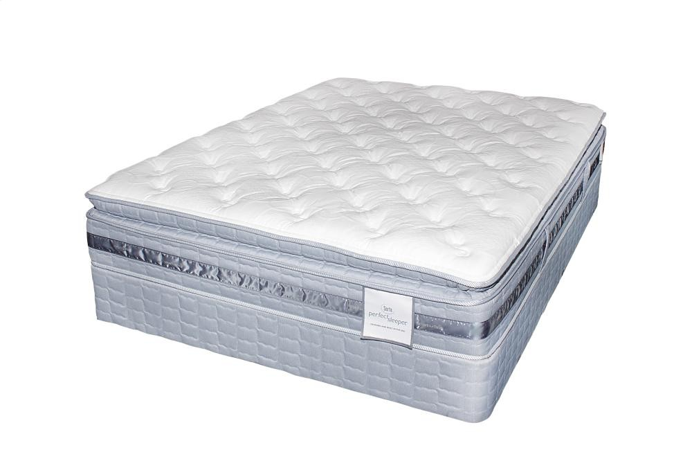 SERTA Dreamhaven - Perfect Sleeper - Lakewood - Super Pillow Top - Full