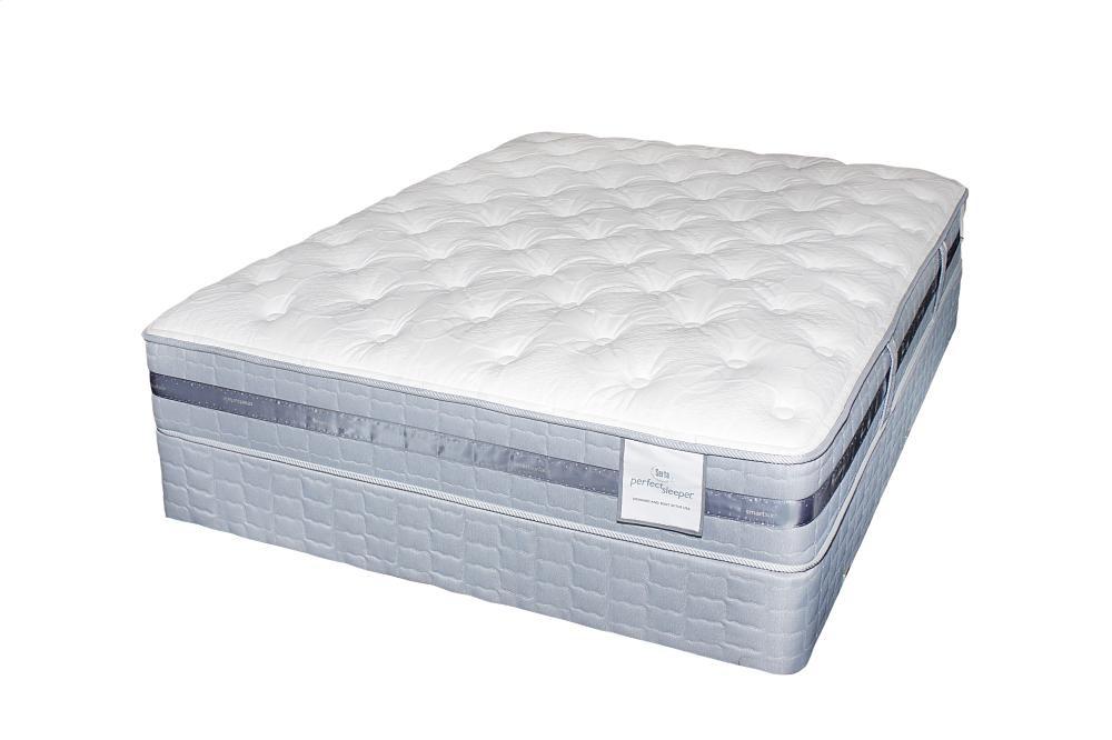 Serta Dreamhaven Perfect Sleeper Newcomb Plush