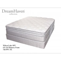 SERTA Dreamhaven - Willston Lake - Super Pillow Top - Full