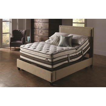 iSeries Profiles - Honoree - Plush - Super Pillow Top - Cal King
