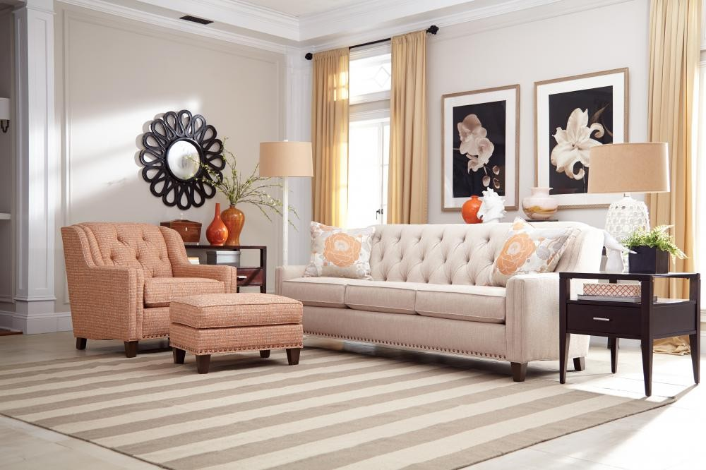 Smith Brothers Furniture Sofa 22810 Sofas Home Furniture