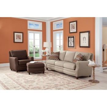 SMITH BROTHERS FURNITURE Ottoman