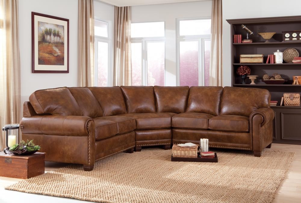 SMITH BROTHERS FURNITURE RAF Loveseat