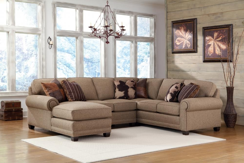 SMITH BROTHERS FURNITURE Armless Loveseat