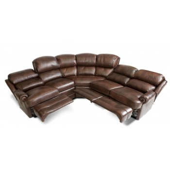 SMITH BROTHERS FURNITURE Motorized Reclining LAF Chair
