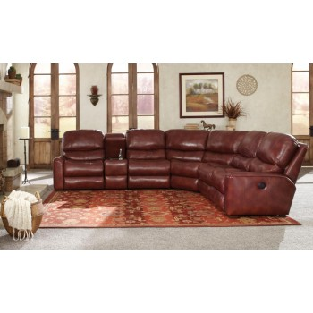 SMITH BROTHERS FURNITURE Motorized Reclining RAF Chair