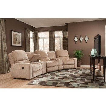 SMITH BROTHERS FURNITURE Manual Reclining LAF Chair