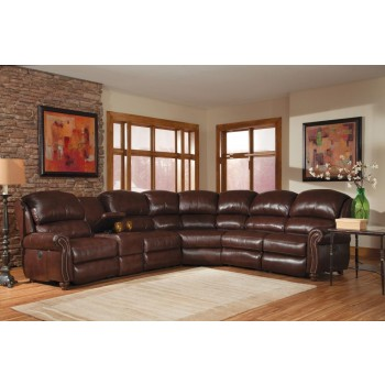 SMITH BROTHERS FURNITURE Manual Reclining Armless Chair