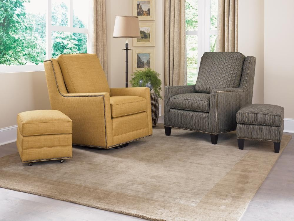 SMITH BROTHERS FURNITURE Swivel Glider Chair