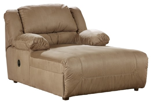 Hogan - Mocha - D Press Back Chaise