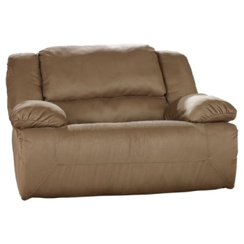 Hogan - Mocha - D Zero Wall Wide Seat Recliner