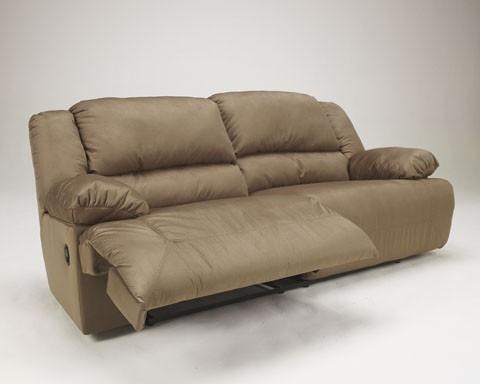 Hogan   Mocha   D 2 Seat Reclining Sofa