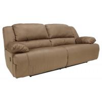 Hogan - Mocha - D 2 Seat Reclining Sofa