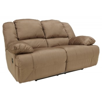 Hogan - Mocha - D Reclining Loveseat