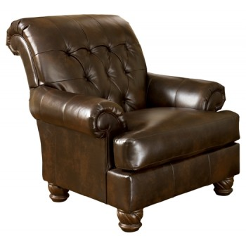 Fresco DuraBlend® - Antique - Accent Chair