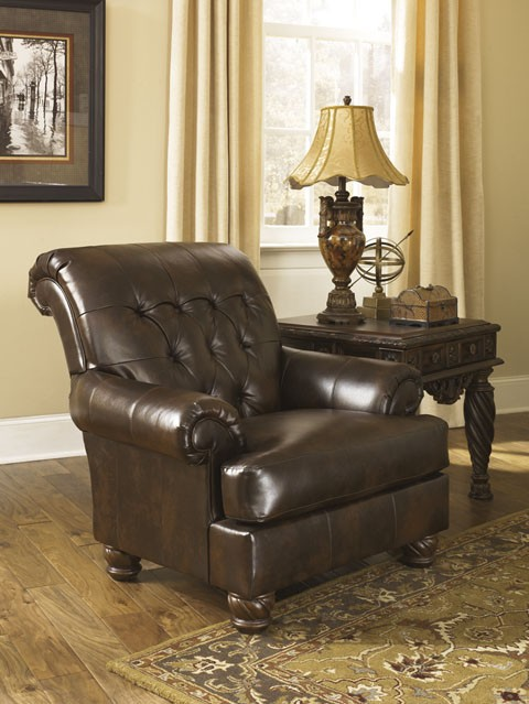 Fresco DuraBlend® - Antique - Accent Chair - Fresco DuraBlend® - Antique - Accent Chair 6310021 Leather