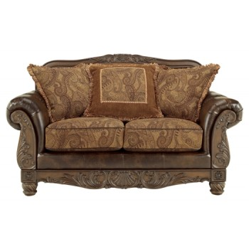 Fresco - Antique - Loveseat