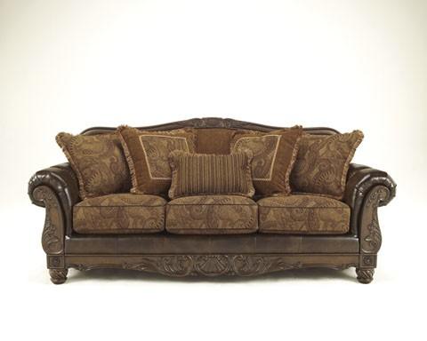 Fresco DuraBlend® - Antique - Sofa