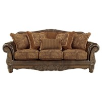 Fresco DuraBlend® - Antique - Sofa
