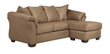 Outstanding Darcy Mocha Sofa Chaise 7500218 Sofas My Home Squirreltailoven Fun Painted Chair Ideas Images Squirreltailovenorg