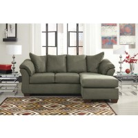 Darcy - Sage - Sofa Chaise