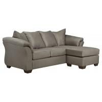 Darcy - Cobblestone - Sofa Chaise
