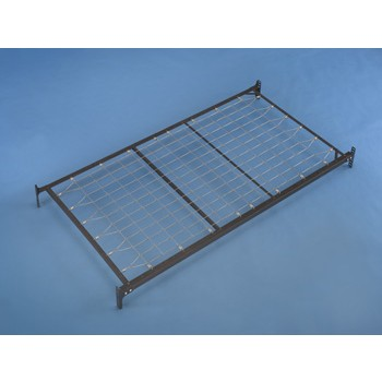 Frames and Rails Twin Metal Day Bed Foundation