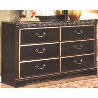 Coal Creek - Dark Brown - Dresser