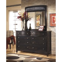 Harmony - Dark Brown - Dresser