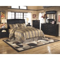 Harmony - Dark Brown - Bedroom Mirror