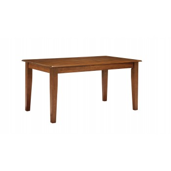 Berringer - Rustic Brown - Rectangular Dining Room Table